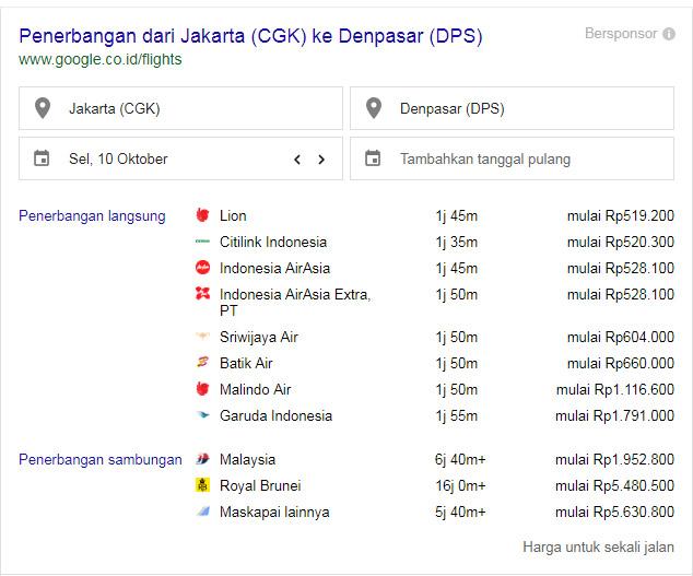 Tiket Pesawat Murah Ke Bali Untuk Jalan Jalan Kids Jaman Now